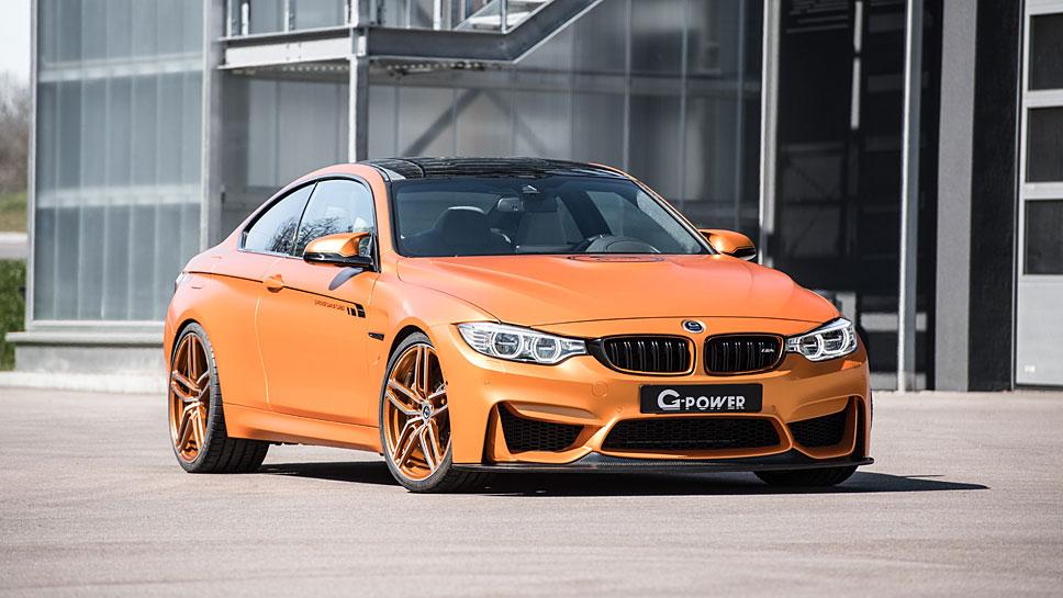 Der BMW M4 greift getunt auf 680 PS zurück