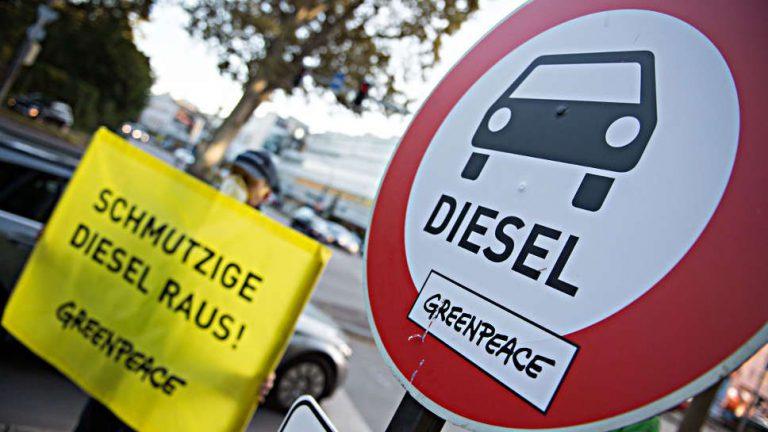 Städtetag hält Klagen zur Luftreinhaltung für Aktionismus