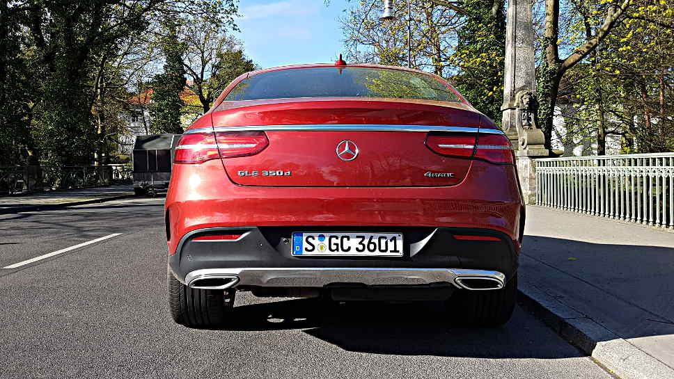 Mercedes GLE Coupe neu Aufmacher AG/Mertens