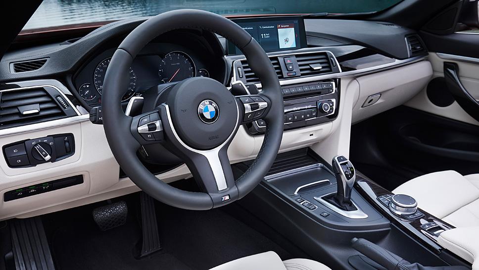BMW hat die Vierer-Baureihe dezent überarbeitet