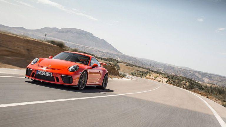 Porsche 911 GT3: Fahrmaschine ohne Rücksicht auf optische Belange