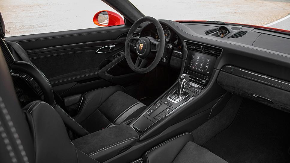 Porsche bietet den 911 GT3 weiterhin als Sauger an