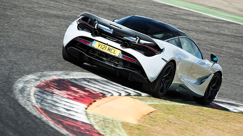 Die ersten 1400 720S hat McLaren schon verkauft