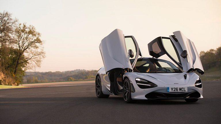 McLaren 720S: Rocket Man macht sich auf den Weg