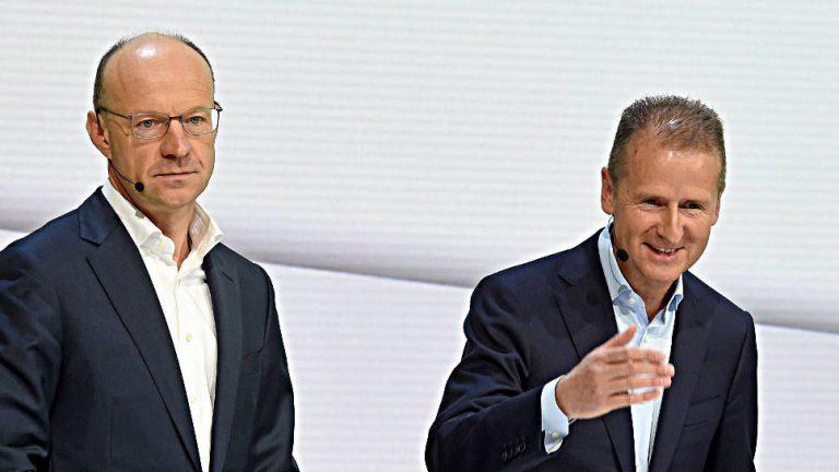 VW will bei E-Mobilität Tesla Paroli bieten und erhebt Führungsanspruch