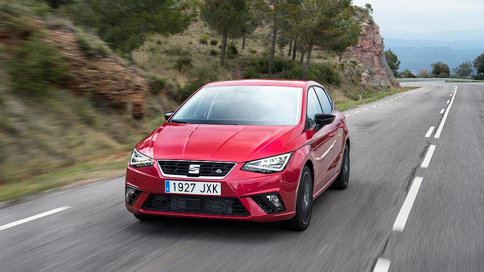 Der neue Seat Ibiza unterstreicht die Wertigkeit der Marke im VW-Konzern