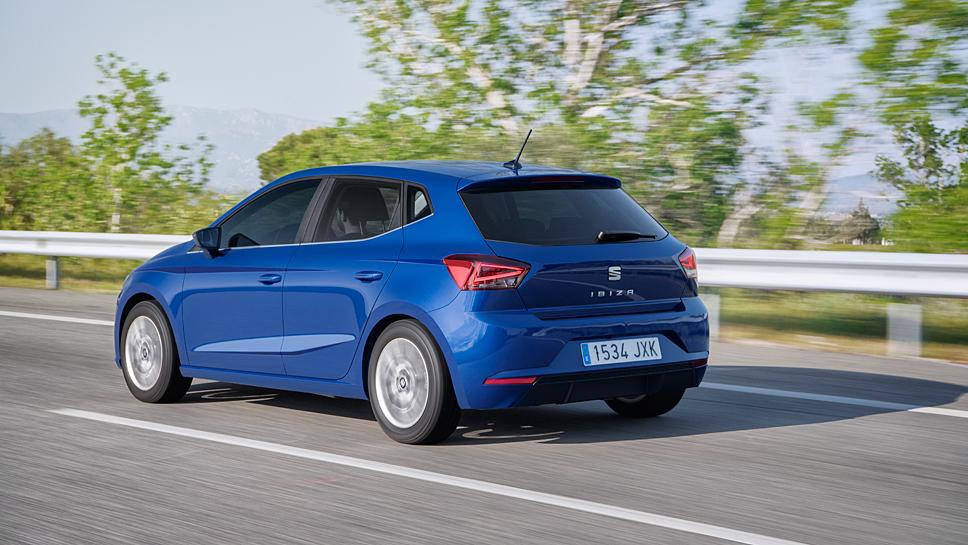 Der Seat Ibiza ist Vorreiter im Volkswagen-Konzern