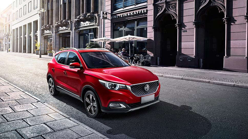 MG steigt in die Mini-SUV-Welt ein
