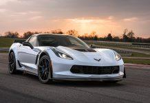 Chevrolet feiert Geburtstag mit der Corvette Carbon 65 Edition