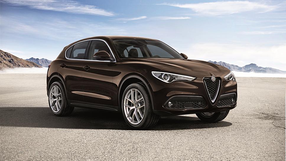 Alfa-Romeo bietet eine neue Basis für den Stelvio