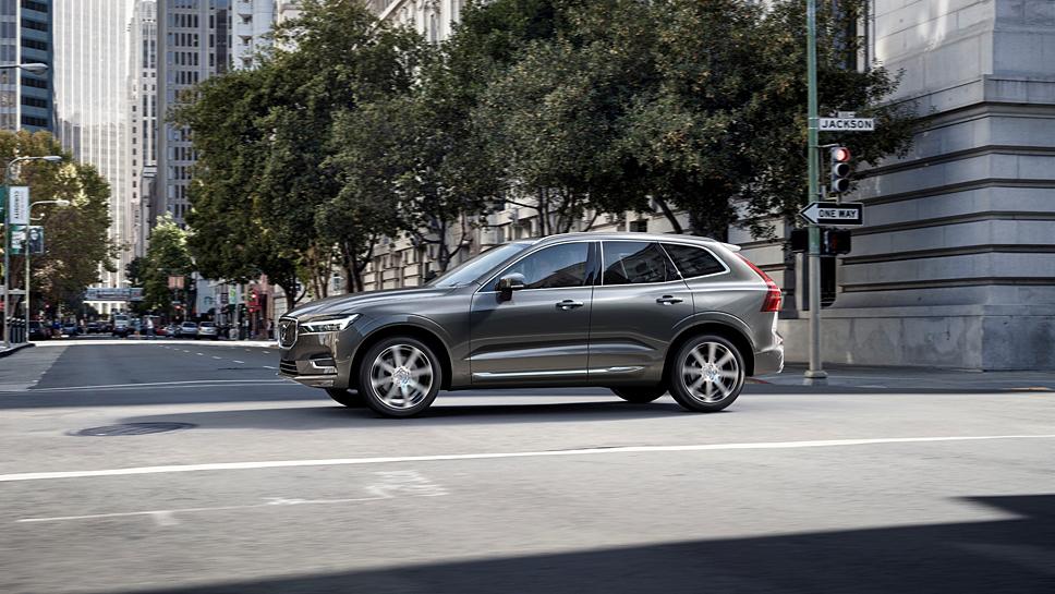 Polestar verleiht dem neuen Volvo XC60 ein Leistungsplus