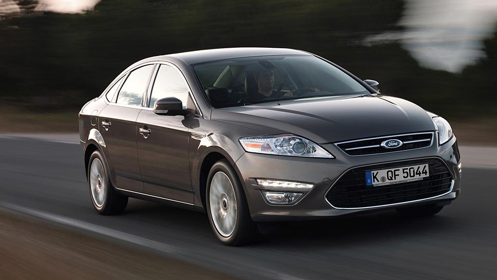 Der Ford Mondeo ist als Gebrauchter nicht frei von Problemen