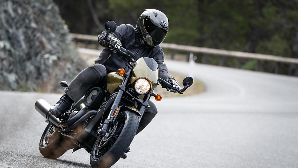 Harley-Davidson hat die Street Rod sinnvoll überarbeitet