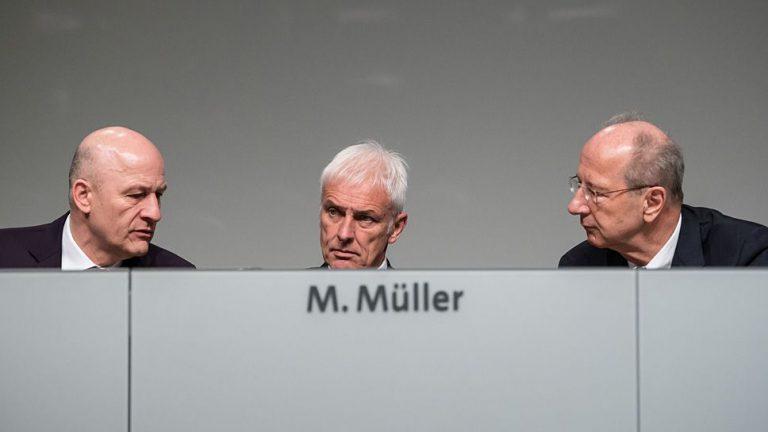 VW stellt Aktionären höhere Dividende in Aussicht