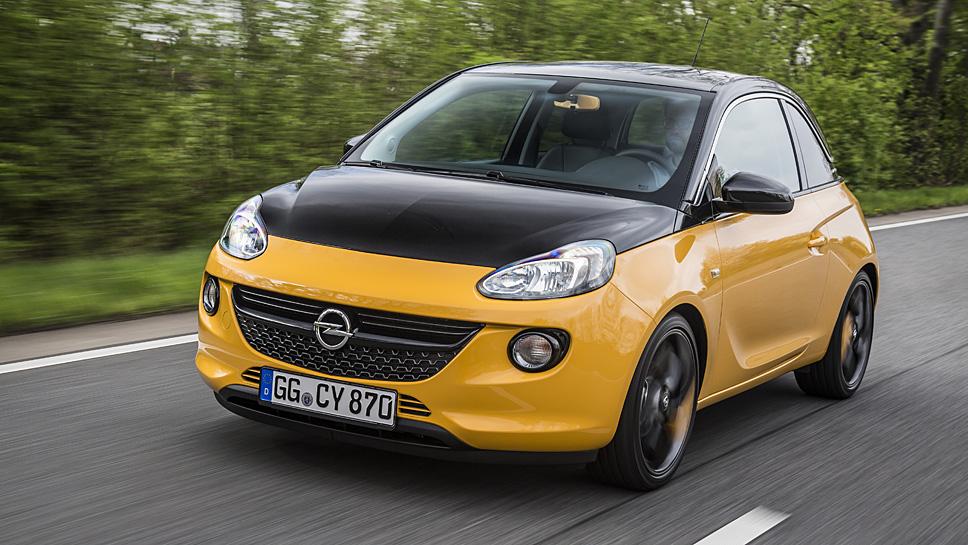 Opel verschafft dem Adam weitere Möglichkeiten zur Individualisierung