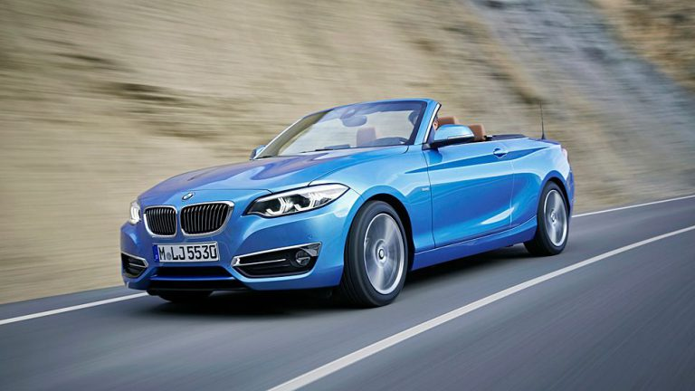 BMW frischt 2er-Reihe auf