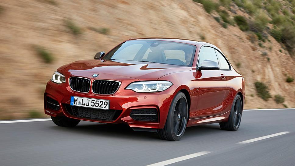 BMW hat die 2er-Baureihe vor allem optisch aufgefrischt