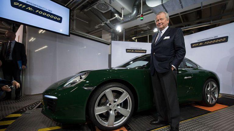 Porsche macht 911er zum Millionär