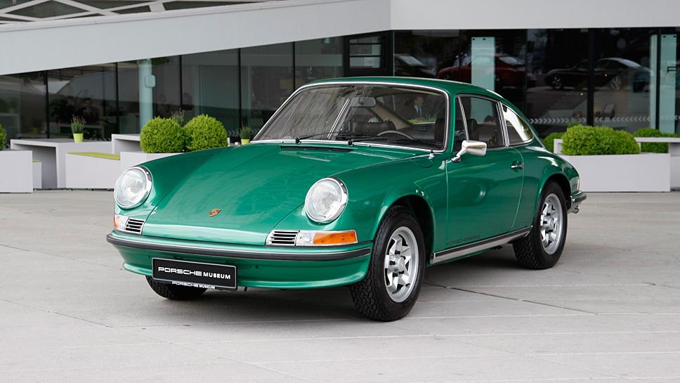Ein Porsche 911 von 1963