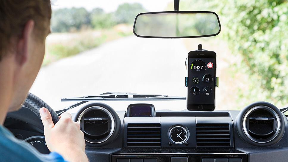 Der Pace Link verwandelt das Auto in ein Smart Car