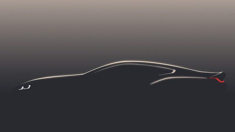 BMW 8er Coupé feiert Premiere am Comer See
