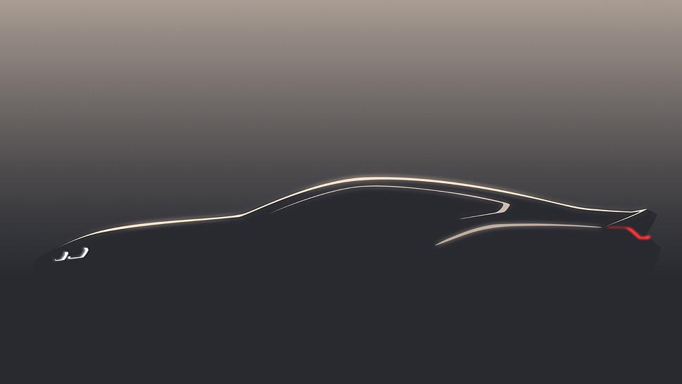 BMW belebt die 8er-Baureihe wieder neu
