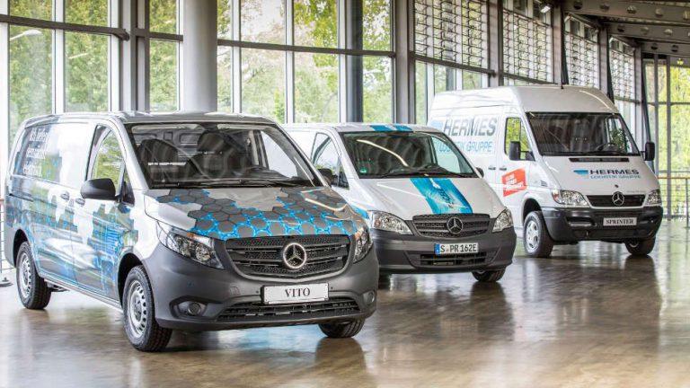 Hermes setzt auf emissionsfreie Paketzustellung