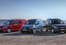 Den Erdgas-Antrieb gibt es für alle Varianten des VW Caddy