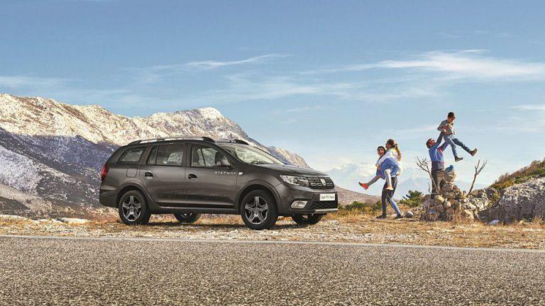 Dacia Logan MCV Stepway: Kombi zelebriert Offroad