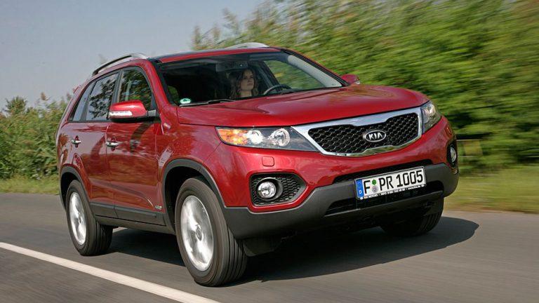 Kia Sorento: Altersweises SUV