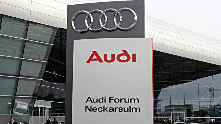 Audi-Chef steht trotz Absatzeinbruch zu neuer China-Strategie