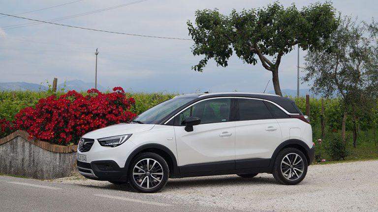 Opel Crossland X: Neue Aussichten