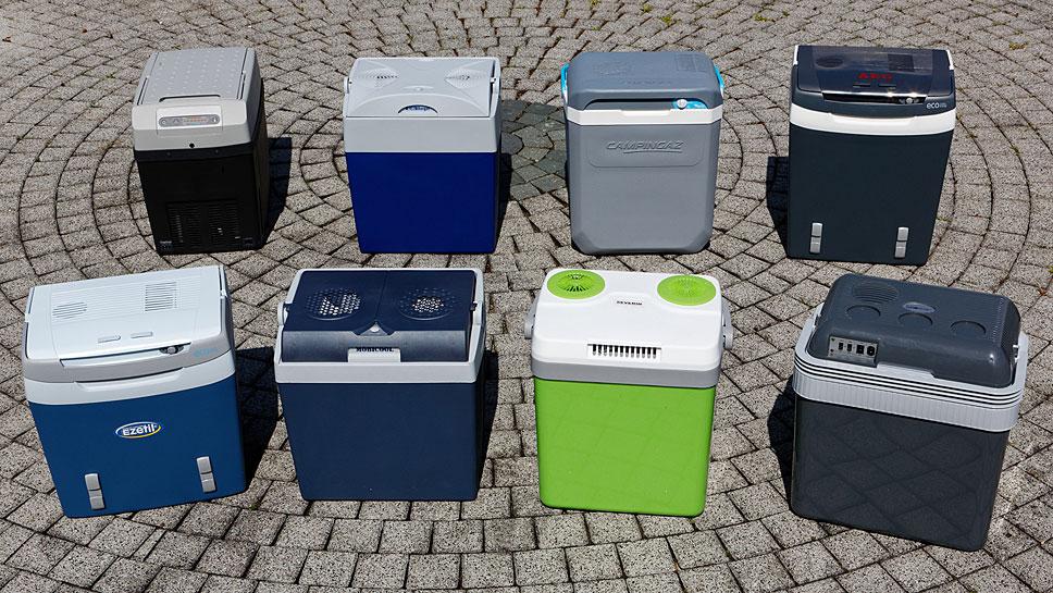 Kühlboxen im ACE-Test