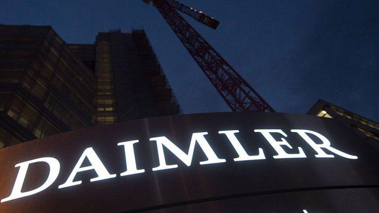 Daimler erneuert Konzernstruktur