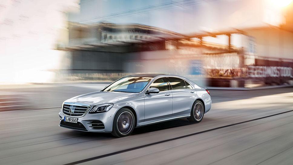 Mercedes frischt die S-Klasse auf