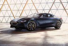 Der neue BMW 8 wird ab 2018 das 6er Coupé ablösen