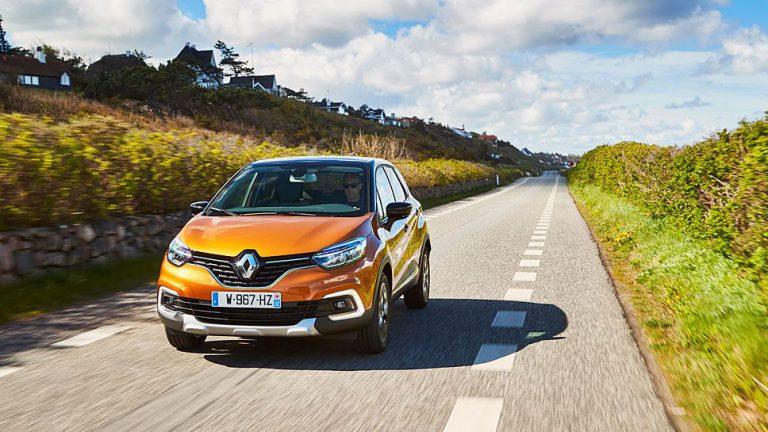 Renault Captur: Bunte Auffrischung