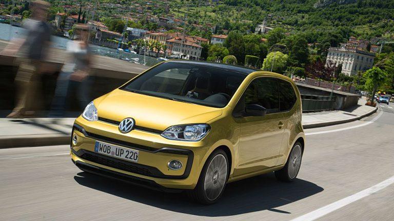 VW Up: Gelungener Spagat