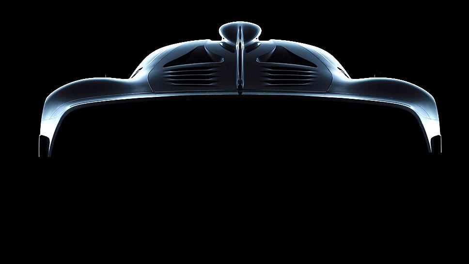 Mercedes-AMG feiert mit dem Project One ein halbes Jahrhundert