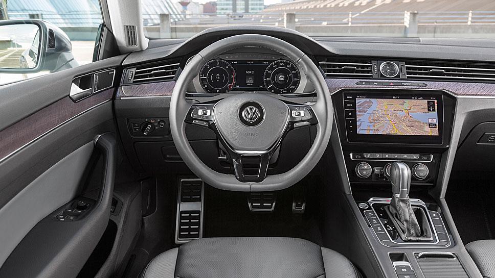 Der Arteon ist das neue Flaggschiff von VW