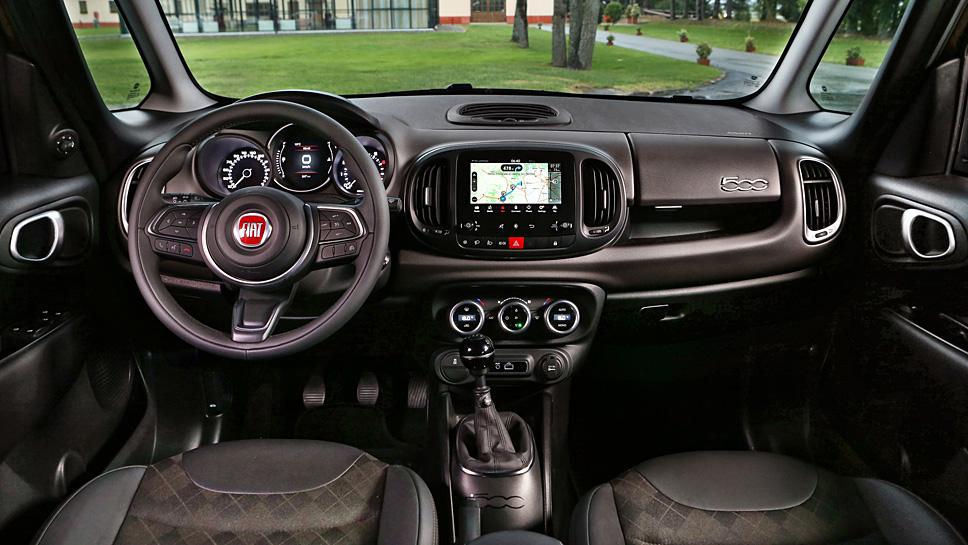 Fiat versorgt den 500L mit neuer Wertigkeit und Infotainment