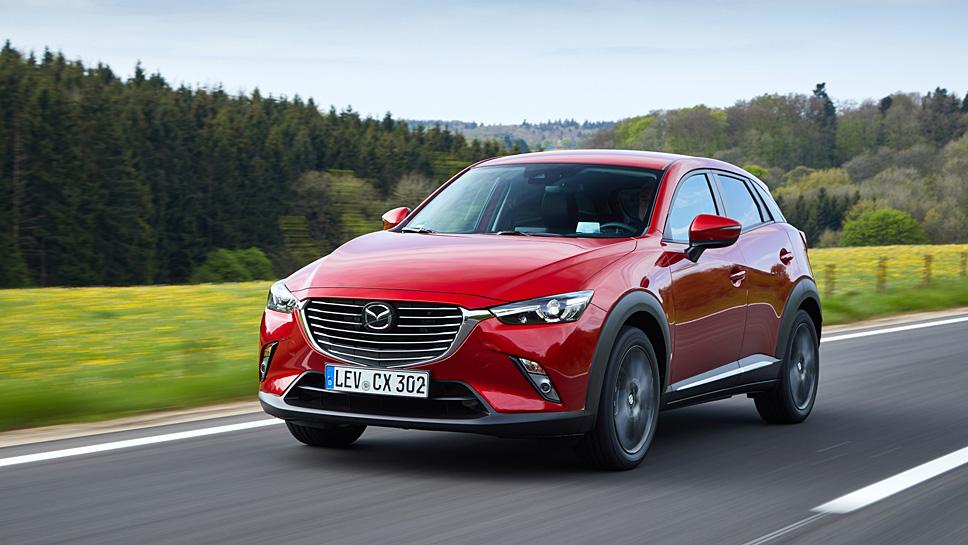 Mazda stellt sich für die mobile Zukunft auf