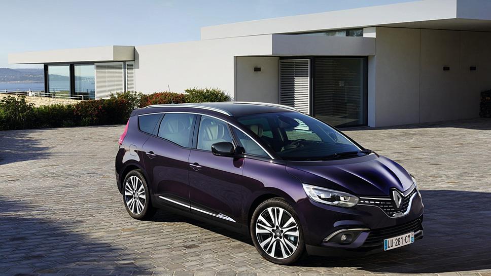 Renault veredelt den Scenic mit der Topvariante Initiale Paris
