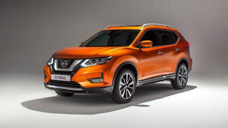 Nissan X-Trail erhält neue Assistenzsysteme