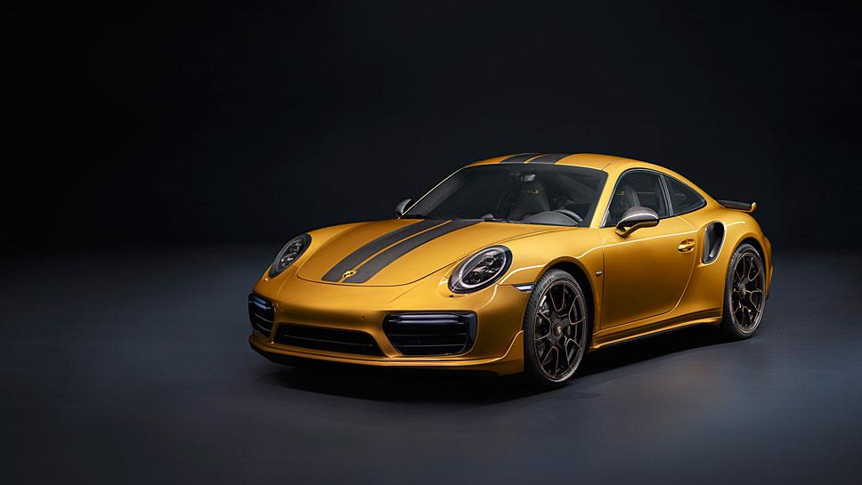 Die Top-Variante des 911 kostet als Sondermodell 260.000 Euro