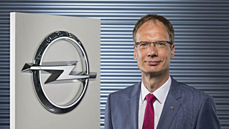Opel-Chef Neumann tritt zurück, Lohscheller übernimmt