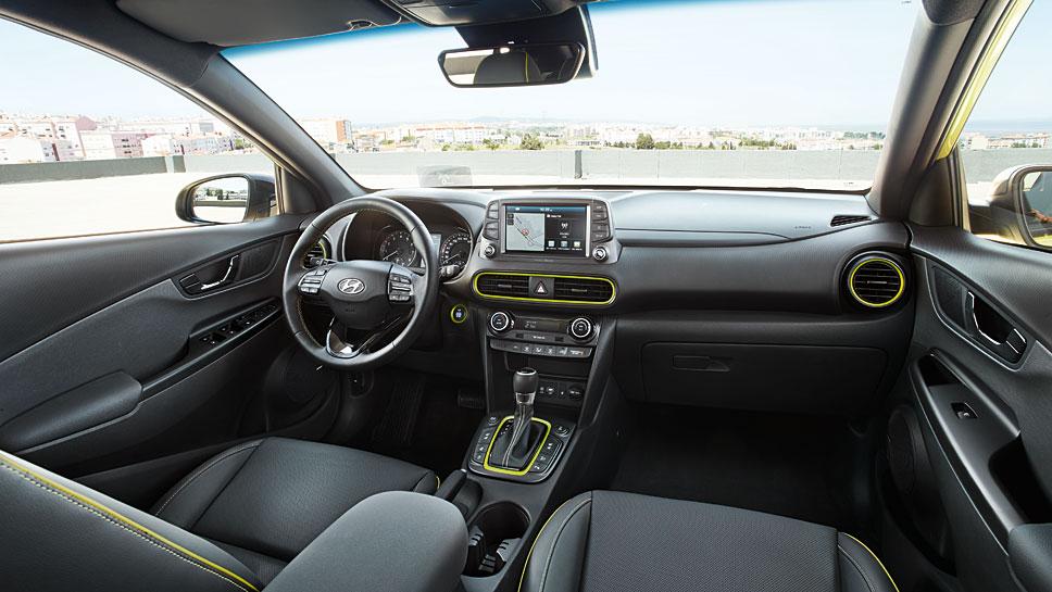Hyundai feiert Premiere mit dem Kona