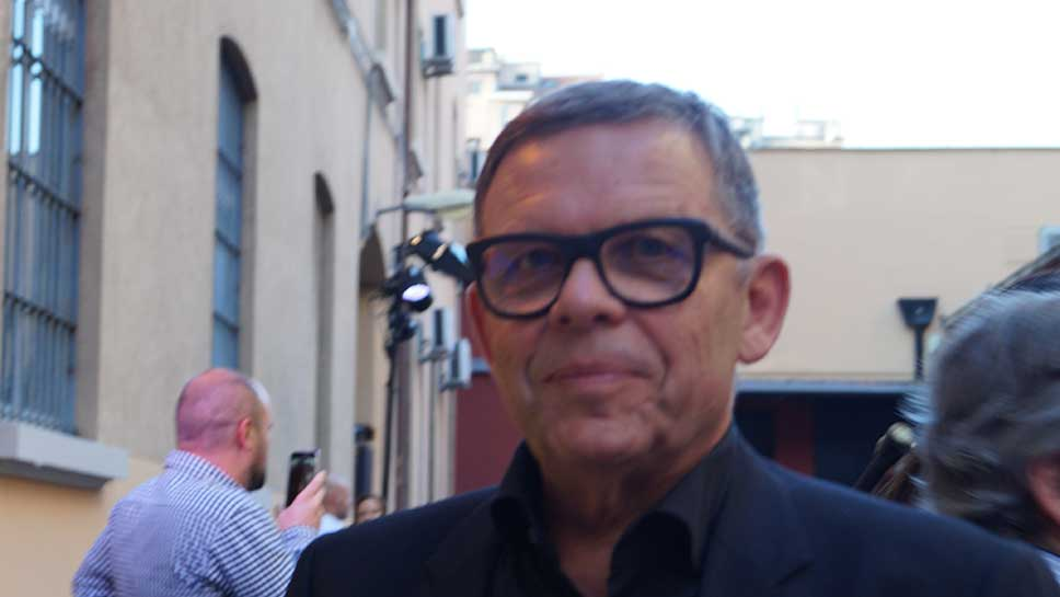 Star-Designer Peter Schreyer