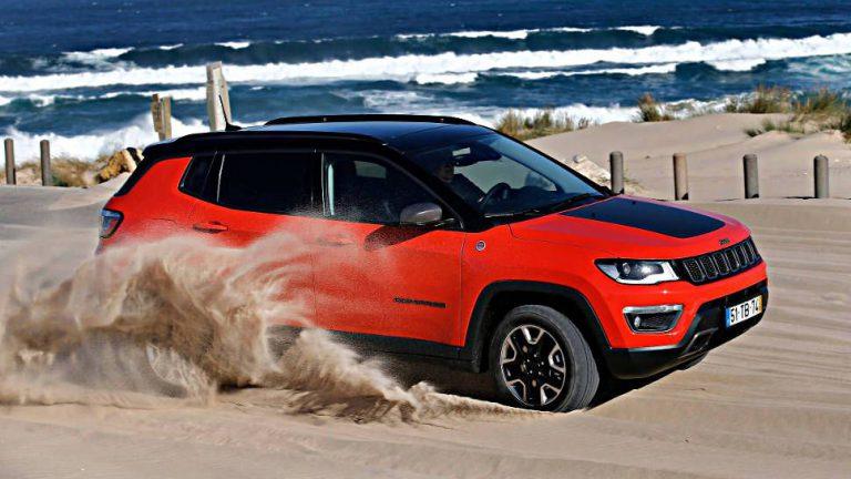 Jeep Compass: Der glänzt sogar im Gelände