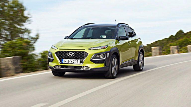 Hyundai Kona: Der Kleine setzt auf Komfort